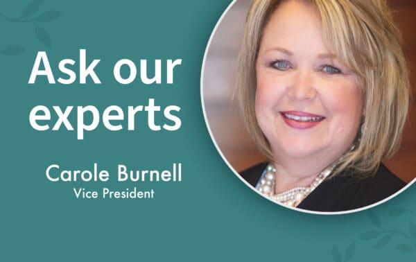 Carole Burnell Capital Senior Living