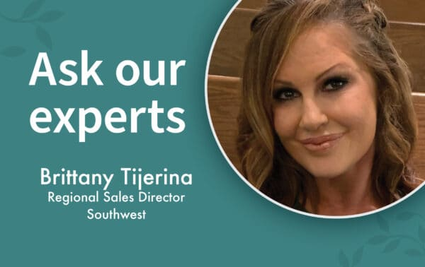 Brittany Tijerina is an employee at Capital Senior Living.