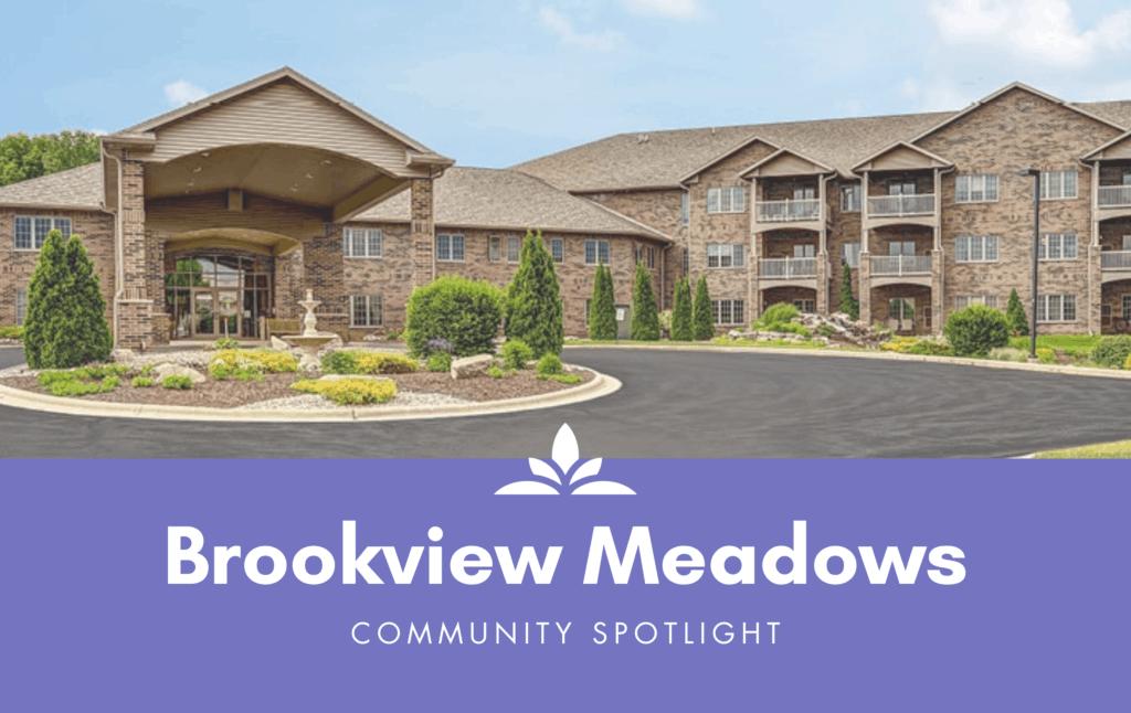 Brookview Meadows in Green Bay, Wisconsin.