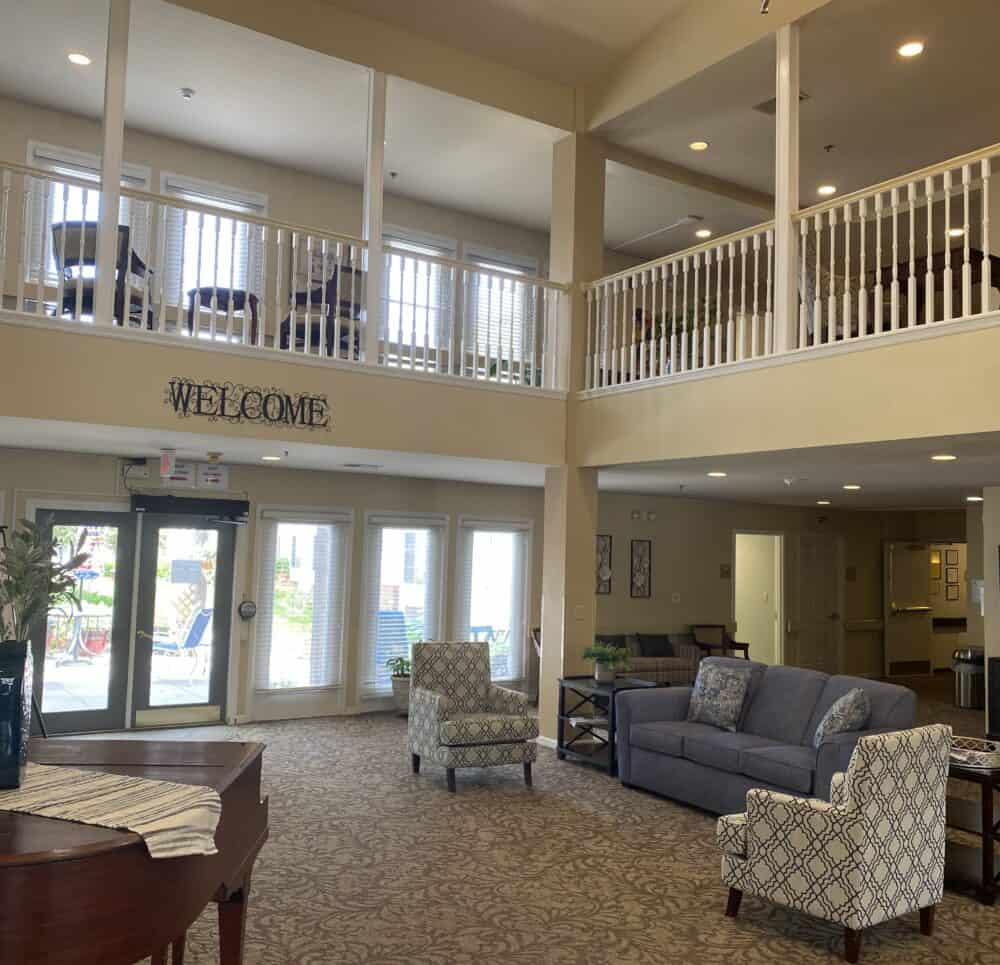 the waterford at miracle hills is a senior community in nebraska