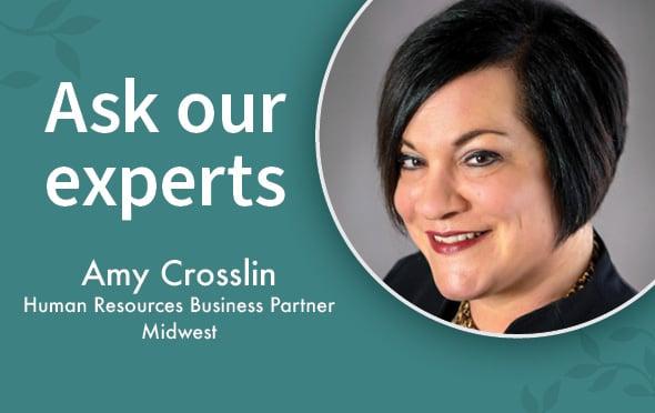 Amy Crosslin works at Capital Senior Living